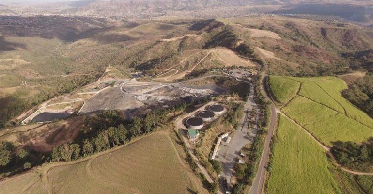 EnviroServ toxic landfill upper highway